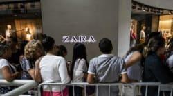 Inditex reina en la clasificación de las marcas españolas preferidas en las redes