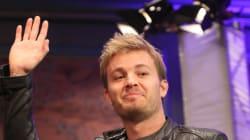 F1: le champion du monde Nico Rosberg tire sa