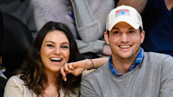 Mila Kunis And Ashton Kutcher's Baby Boy Is