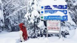 Ski: L'hiver frappe dans l'Est du