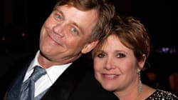 Carrie Fisher Says 'It Should Have Been' Mark Hamill She Fell