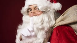 Lying To Kids About Santa Has A Surprising