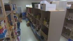 Dons de nourriture périmée: une banque alimentaire a déjà reçu une soupe de 50