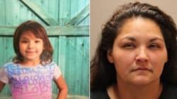 Alerte Amber levée pour la petite Luisa Noyemi enlevée par sa mère