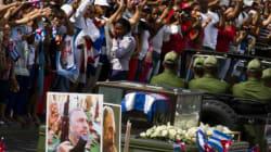 Les cendres de Fidel Castro retrouvent le berceau de sa