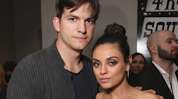 Ashton Kutcher And Mila Kunis Give Son Very Formal