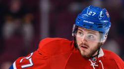 Hockey: blessé, Galchenyuk sera absent pour une durée
