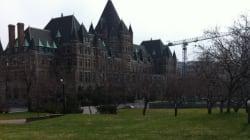 La gare Viger de Montréal est