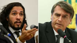 Wyllys admite cusparada em Bolsonaro. Mas diz que foi chamado de 'queima