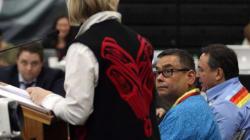 Un chef autochtone démissionne après avoir publié une photo