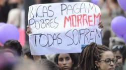 1 em cada 5 mulheres até 40 anos já abortou no Brasil. Católicas e evangélicas são