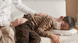 家族がインフルエンザになったら必ず仕事休んで看病してね