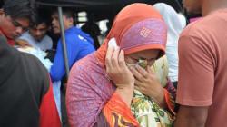 Cerca de un centenar de muertos en un terremoto de 6,5 en