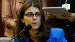 'Ambiente político não é amigo das mulheres e crianças', diz Manuela