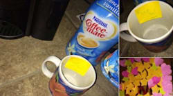 Caffè e messaggi d'amore tutte le mattine: ogni moglie vorrebbe avere un marito come il signor