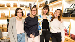 Styles de soirée: le lancement de la collection printemps 2017 de
