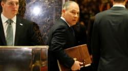 Trump nomina Pruitt all'Agenzia ambientale. I timori degli