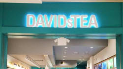 Ça va mal pour le marchand de thé québécois David's