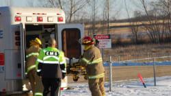 RCMP Officers Shot In Alberta, Manhunt
