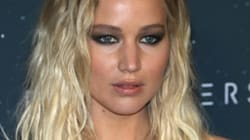 Jennifer Lawrence Jokes About Ruining Sacred