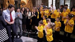 'Adorable' Syrian Refugee Children's Choir Charms