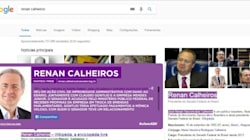 Extensão do Google Chrome destaca nomes de políticos