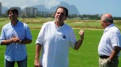 Campo de golfe da Rio 2016 faz Justiça bloquear bens de Eduardo