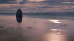 L'arrivée du monolithe de Denis Villeneuve, 48 ans après