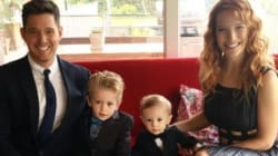 Michael Bublé's Son Will Be Able To Spend Christmas At