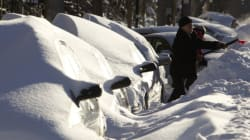 Soyez prêts, beaucoup de neige tombera sur le pays dans les prochains