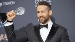 Ryan Reynolds Dedicates Critics' Choice Award To Toronto's Sick
