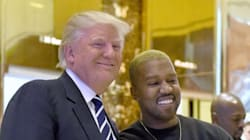 Kanye West Meets With Donald