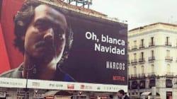 Colombia pide a Carmena que retire el cartel de la serie de Netflix 'Narcos' de la Puerta de