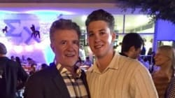 Alan Thicke's Youngest Son Pays Beautiful Tribute To His
