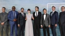 Les acteurs de « Rogue One » sur leur 31 pour la première européenne du dernier « Star Wars