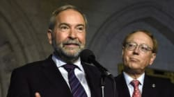 Trudeau Exposed By Fundraiser Controversy, Mulcair