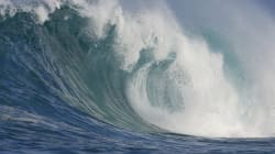 World's Largest Wave Would Have Topped A 6-Storey