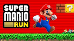 Mario arrive sur iPhone et