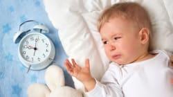 Si tu bebé no duerme toda la noche, recuerda estas cinco
