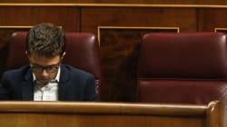 Errejón presenta su propuesta para Vistalegre pensando