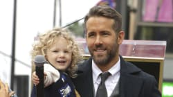 Proof Ryan Reynolds' Daughter Is Spitting Image Of Her