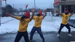 This Snow-Shovelling Bhangra Routine From Canada Will Make Your