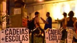 Projeto de lei de Serra para aumentar punição para menores de idade ganha
