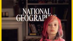 Cette fillette sur la une du National Geographic est une première dans l'histoire du