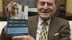 Le médecin qui a inventé la méthode Heimlich est mort à l'âge de 96