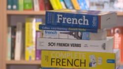 Le français serait la troisième langue du