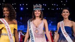 Miss Puerto Rico couronnée Miss Monde