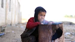 Syrian Winter Is The Latest Threat To Aleppo's Children Of