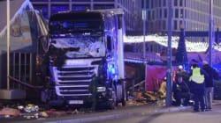 Attentat au marché de Noël de Berlin: trois suspects