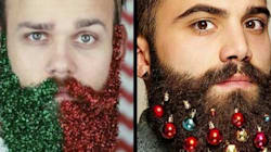 En 2016 la barbe de Noël est toujours tendance sur